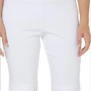 Counterparts women's stretch Bermuda shorts
